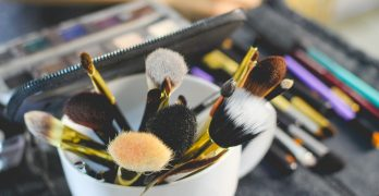 The Importance of Make Up Brushes